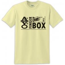 AYO'S FingerBox Retro Classic Tee Shirt