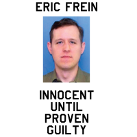 Eric Frein Innocent Until Proven Guilty